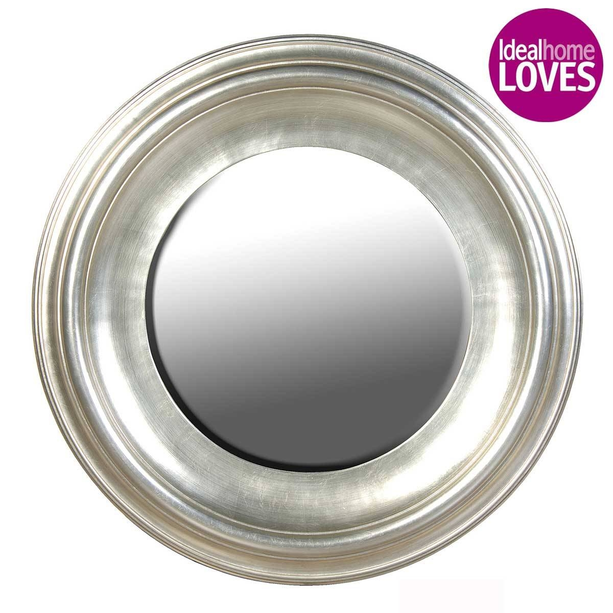 Create Lovely Interiors Spaces With Small Wall Mirrors - Giftane for Small Silver Mirrors (Image 5 of 25)