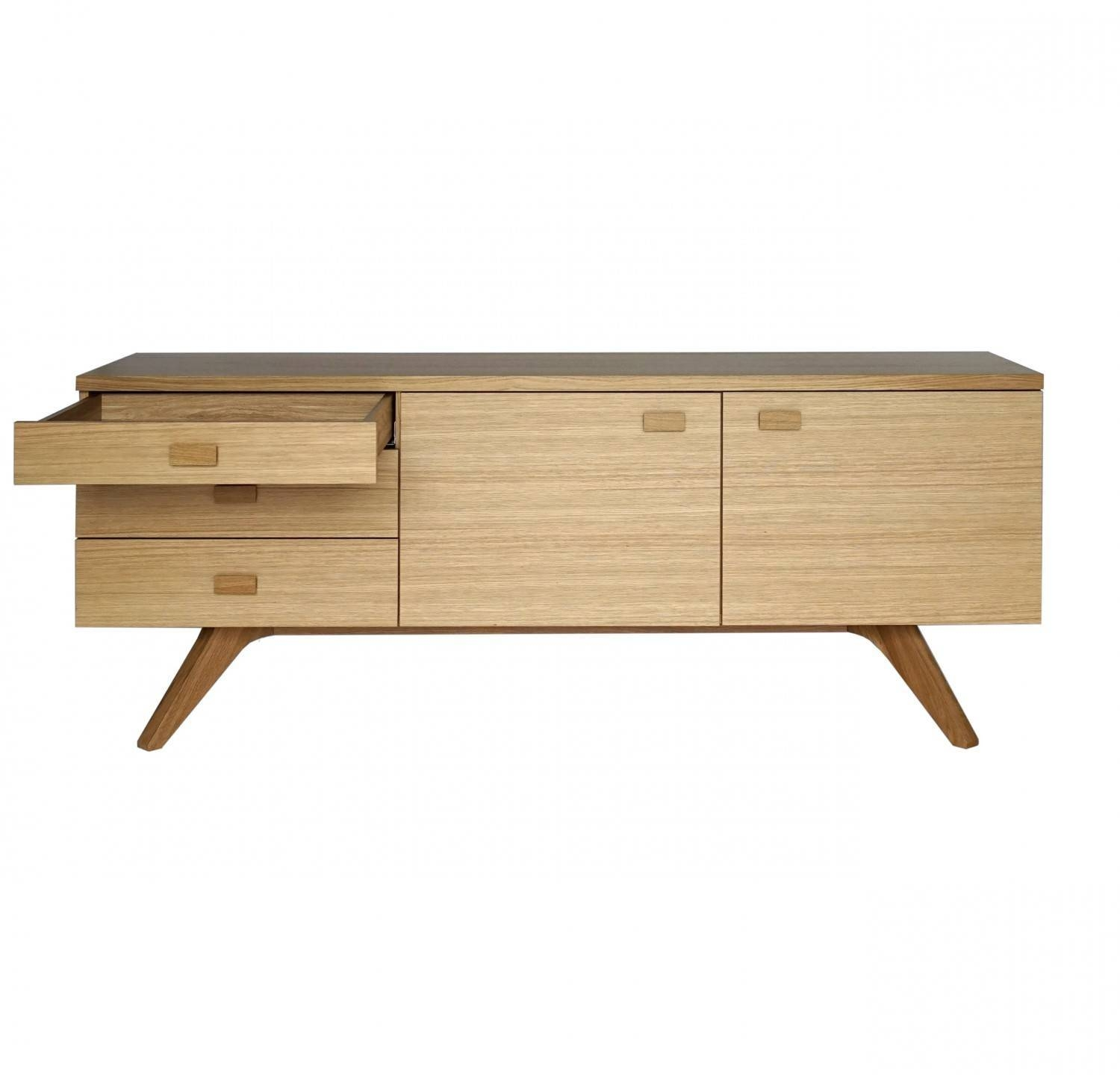Cross Sideboardmatthew Hilton | Case Furniture within Oak Sideboards (Image 5 of 30)