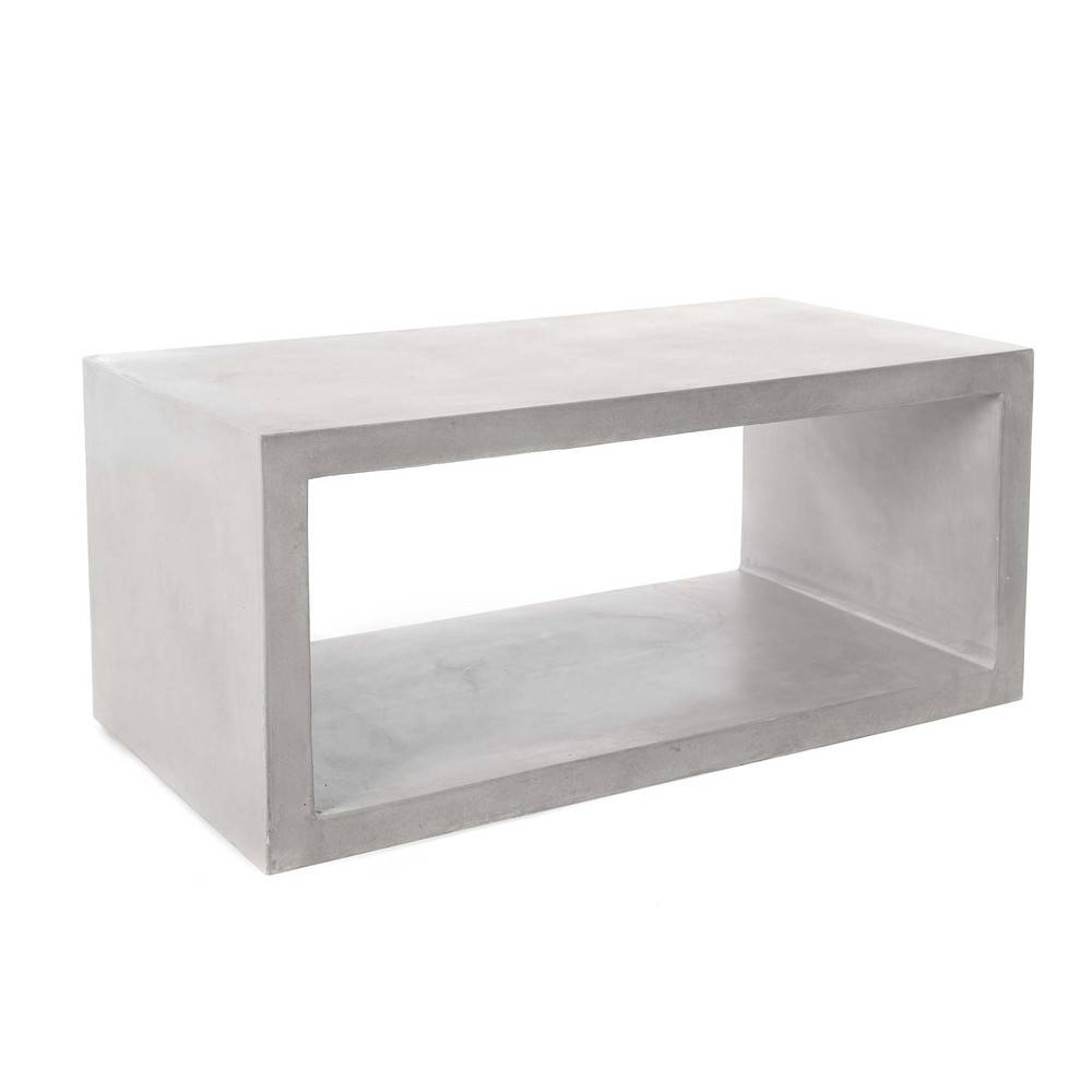 Cube Coffee Table — The Goods intended for White Cube Coffee Tables (Image 16 of 30)