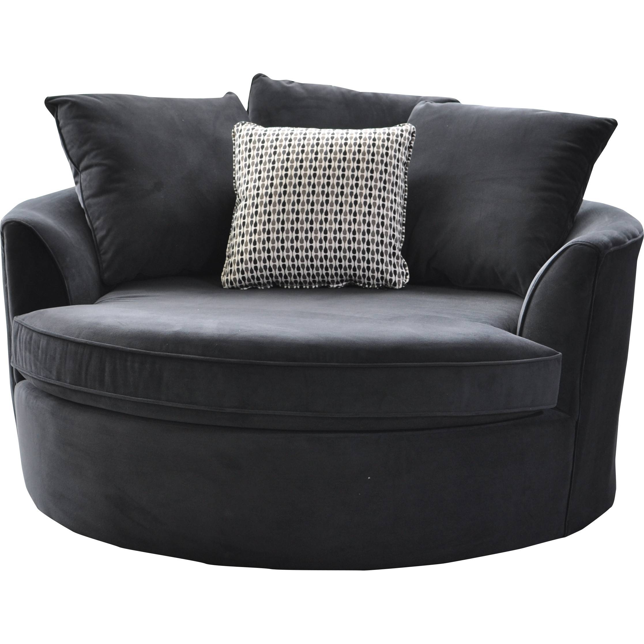 Cuddle Chairs Cuddler Swivel Sofa Chair ~ Hmmi in Cuddler Swivel Sofa Chairs (Image 6 of 30)