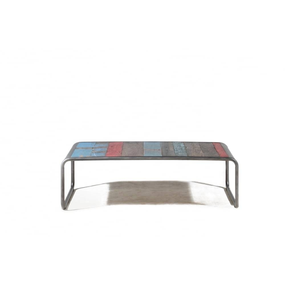 Cult Living Titanic Retro Coffee Table | Cult Uk within White Retro Coffee Tables (Image 12 of 30)