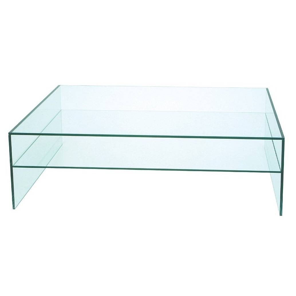 Curved Glass Glass Coffee Table – Cocinacentral.co pertaining to Curved Glass Coffee Tables (Image 19 of 30)
