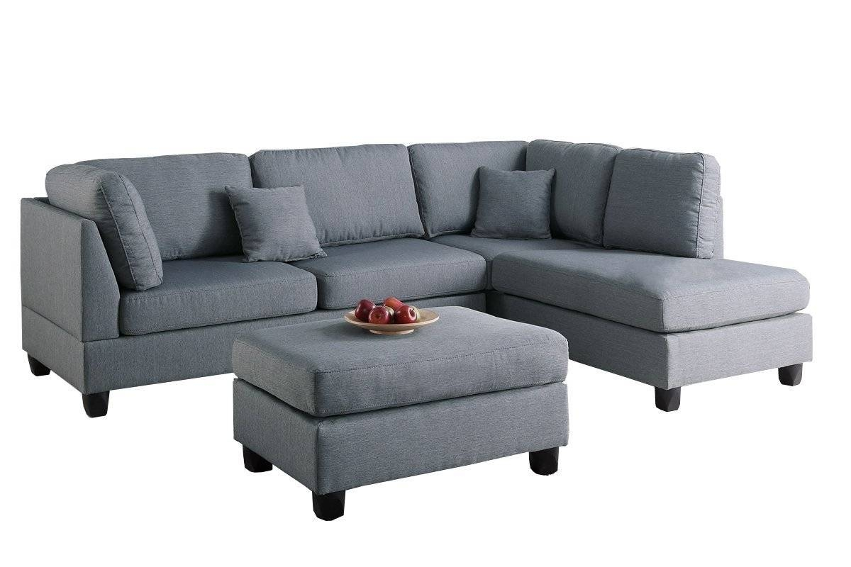Curved Sectional Sofas You'll Love | Wayfair in 45 Degree Sectional Sofa (Image 7 of 30)