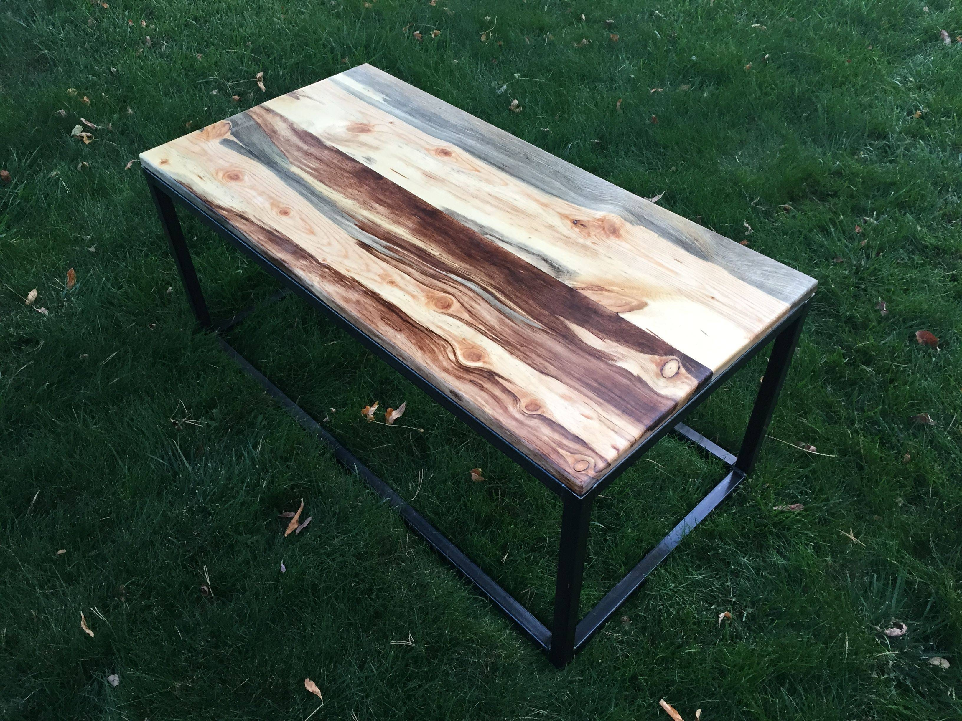 Custom Coffee Tables | Handmade Wood Coffee Tables | Custommade within Round Pine Coffee Tables (Image 13 of 30)