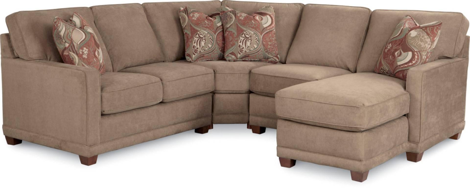 Custom Cushions Chicago | Cushions Decoration for Lazyboy Sectional Sofa (Image 3 of 25)