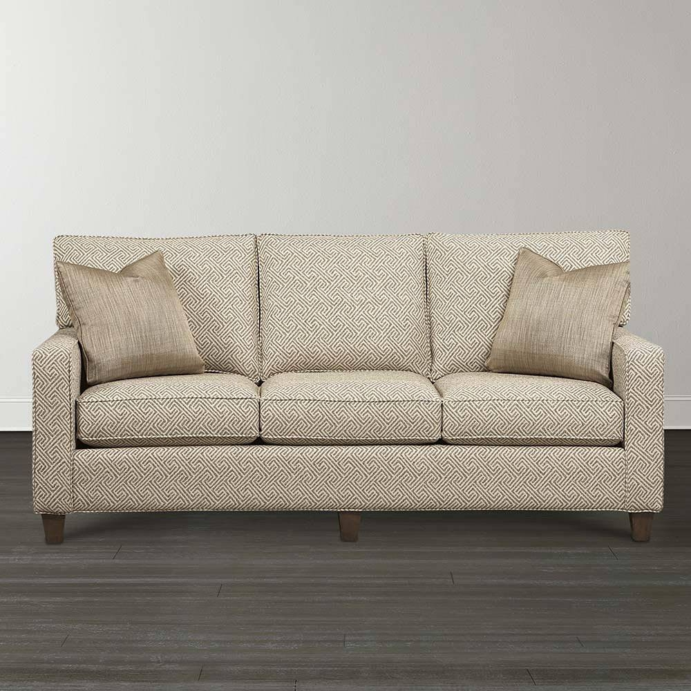 Custom Designed Sofa | Bassett Furniture with regard to Bassett Sofa Bed (Image 6 of 30)