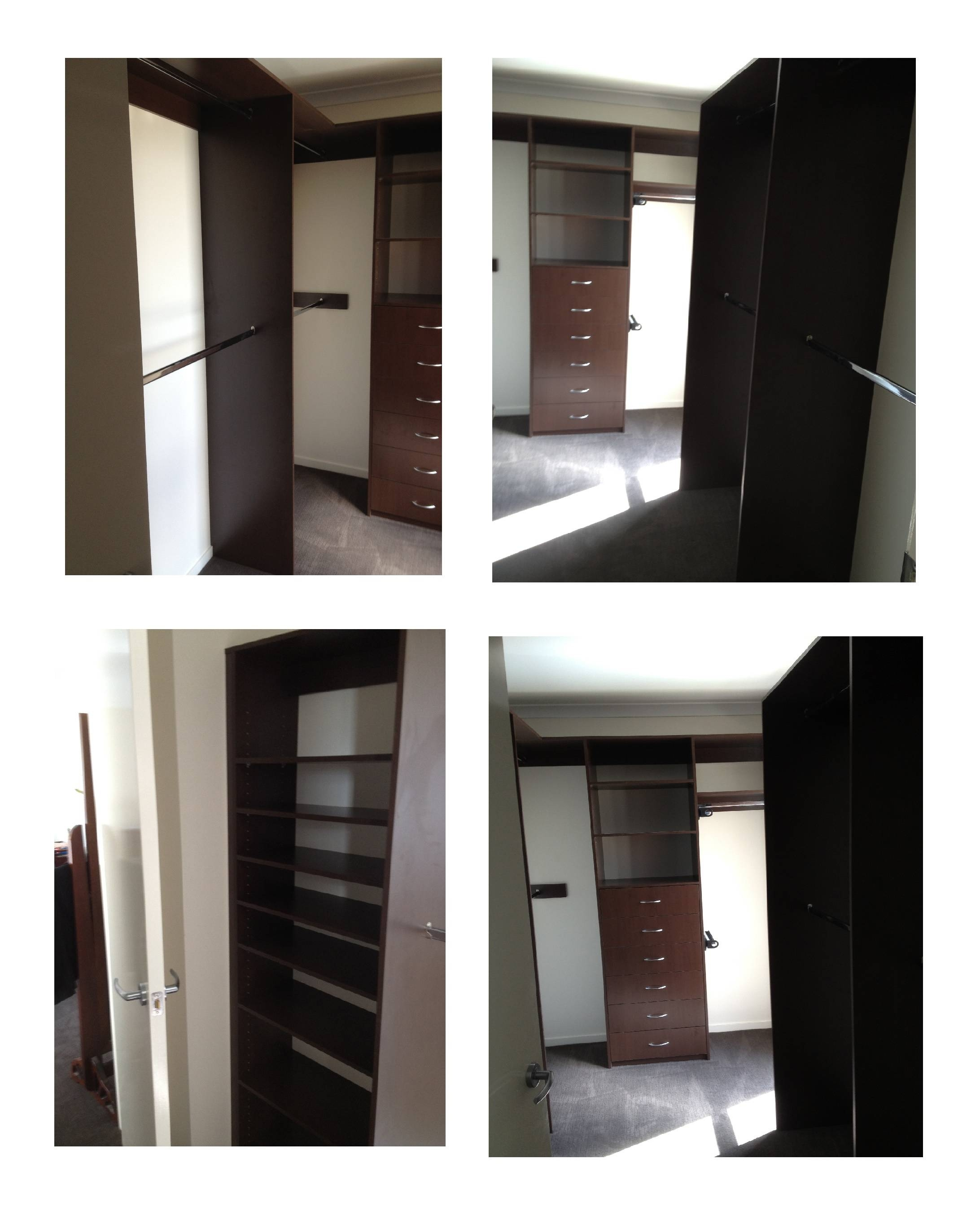 Custom Wardrobe Builder Brisbane , Qld pertaining to Coloured Wardrobes (Image 8 of 15)