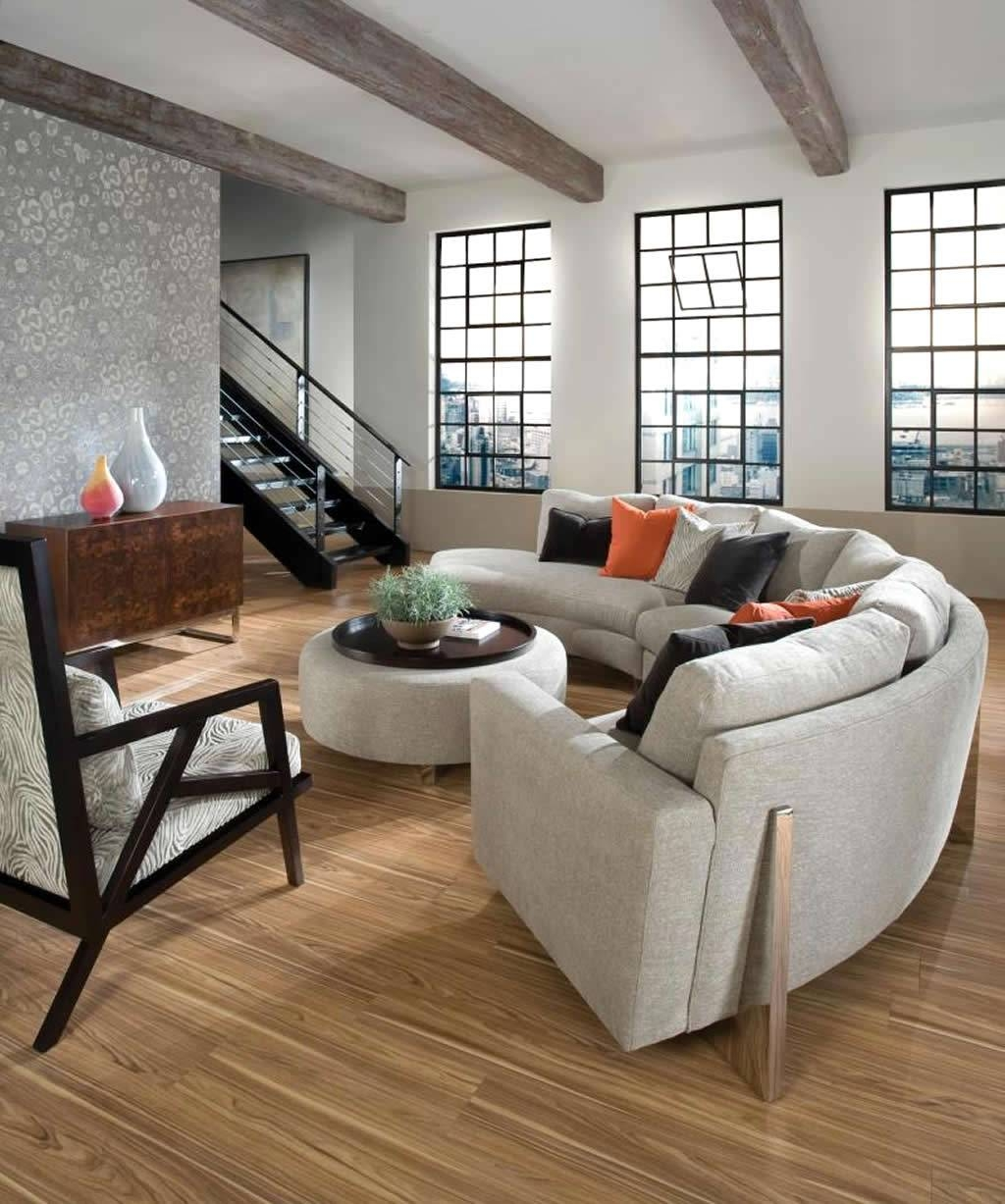 Cute Living Room Decorating Ideas Sectional Sofa With Home regarding Decorating With A Sectional Sofa (Image 16 of 30)