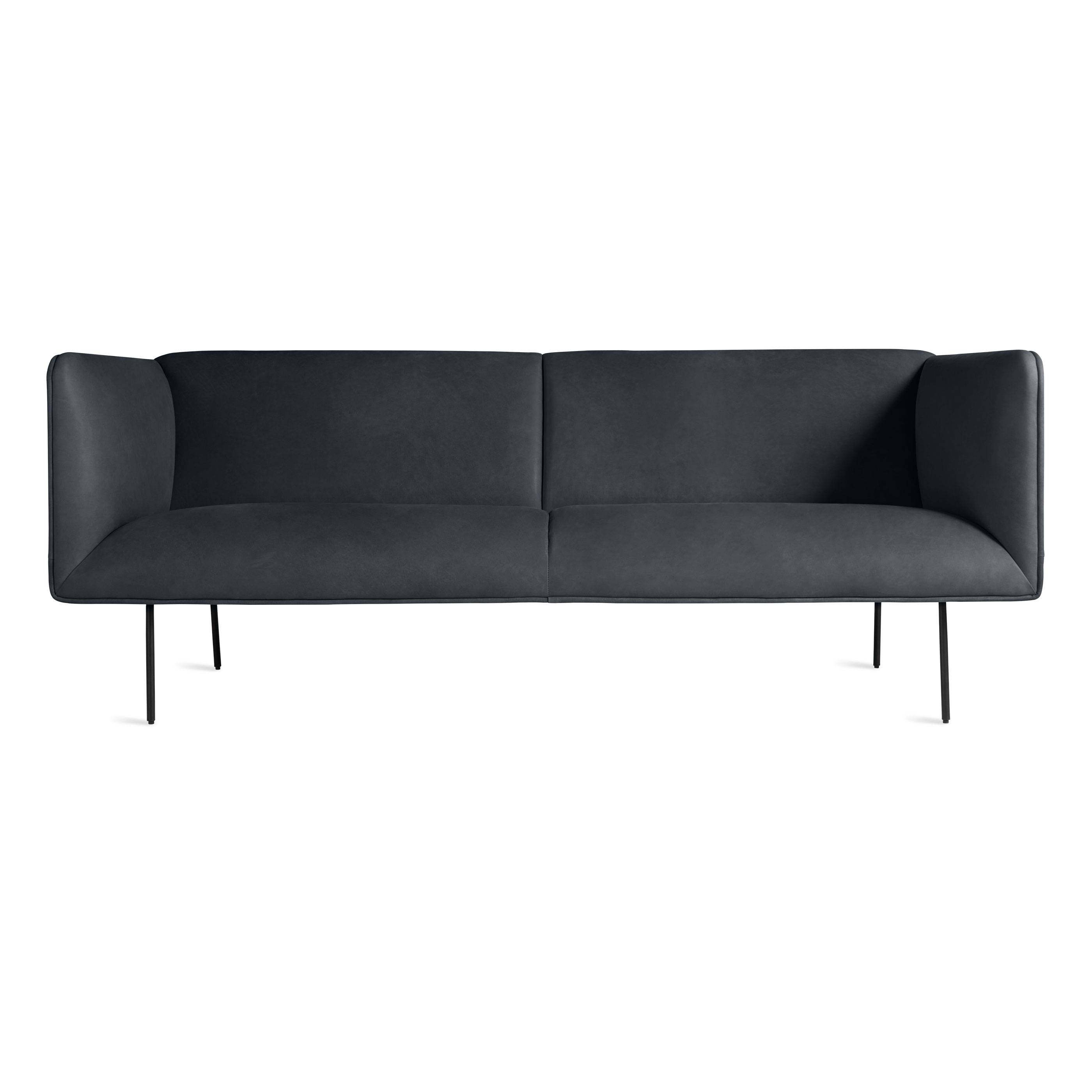 "Dandy 86"" Leather Sofa - Modern Fabric Sofa 
