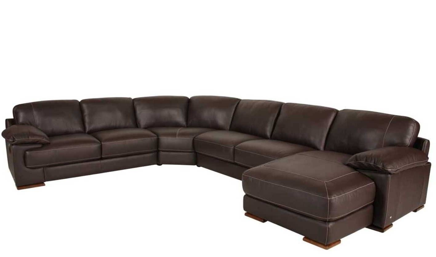 Dark Brown Leather Sectional Sofa. Full Size Of Sofa33 Furniture L with Diana Dark Brown Leather Sectional Sofa Set (Image 16 of 30)