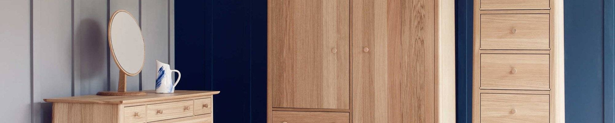 Dark Wood Wardrobes | Luxury Contemporary Wardrobes | Heal's intended for Dark Wood Wardrobes (Image 14 of 30)