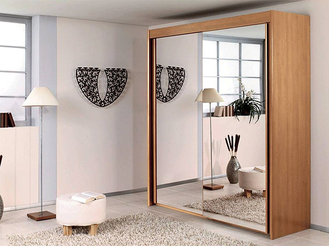 Dazzling Quality Mirrored Wardrobes With Sliding Doors 60 For with Mirrored Wardrobes (Image 3 of 15)