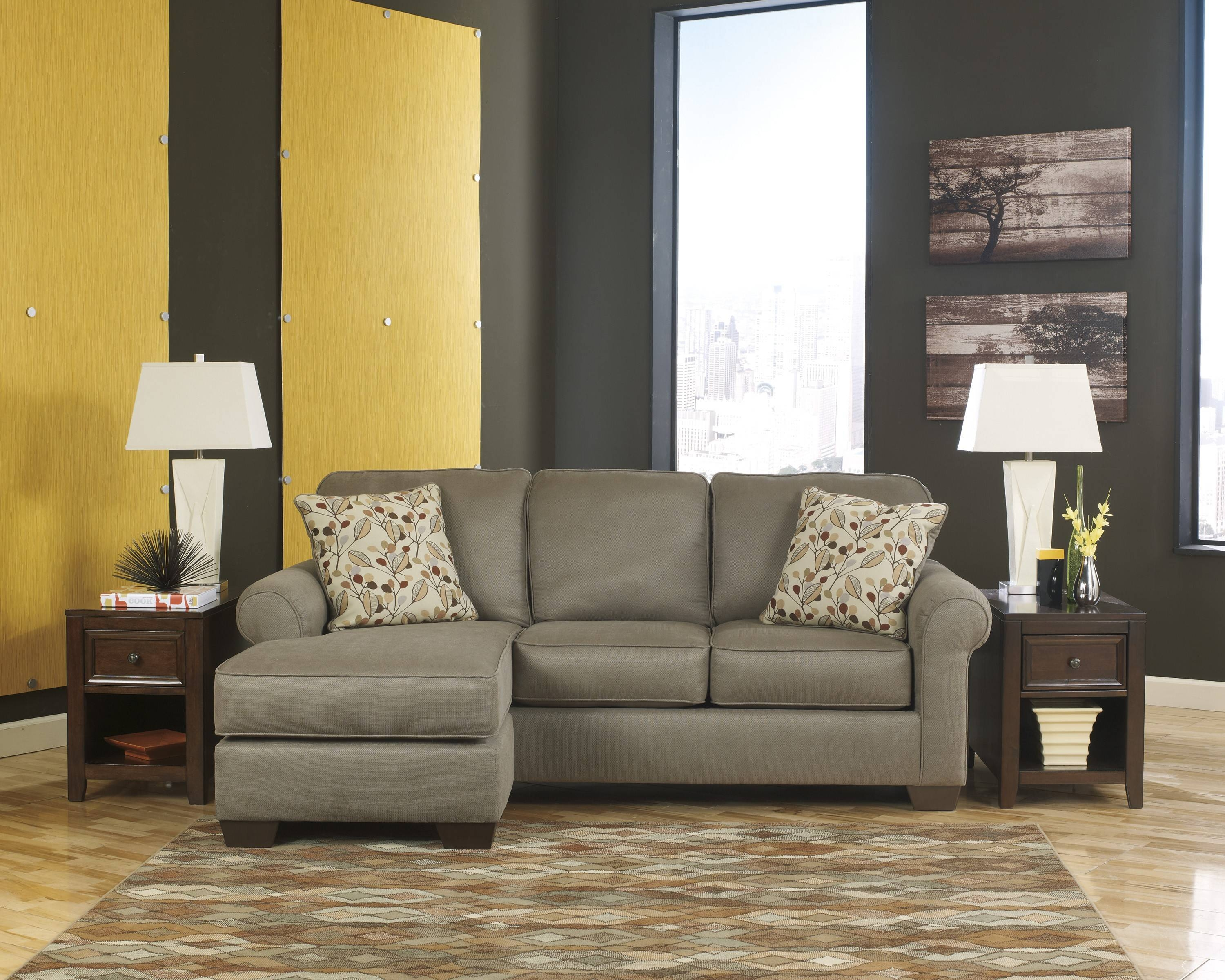 Decor: Fascinating Benchcraft Sofa With Luxury Shapes For Living for Berkline Sectional Sofa (Image 14 of 30)