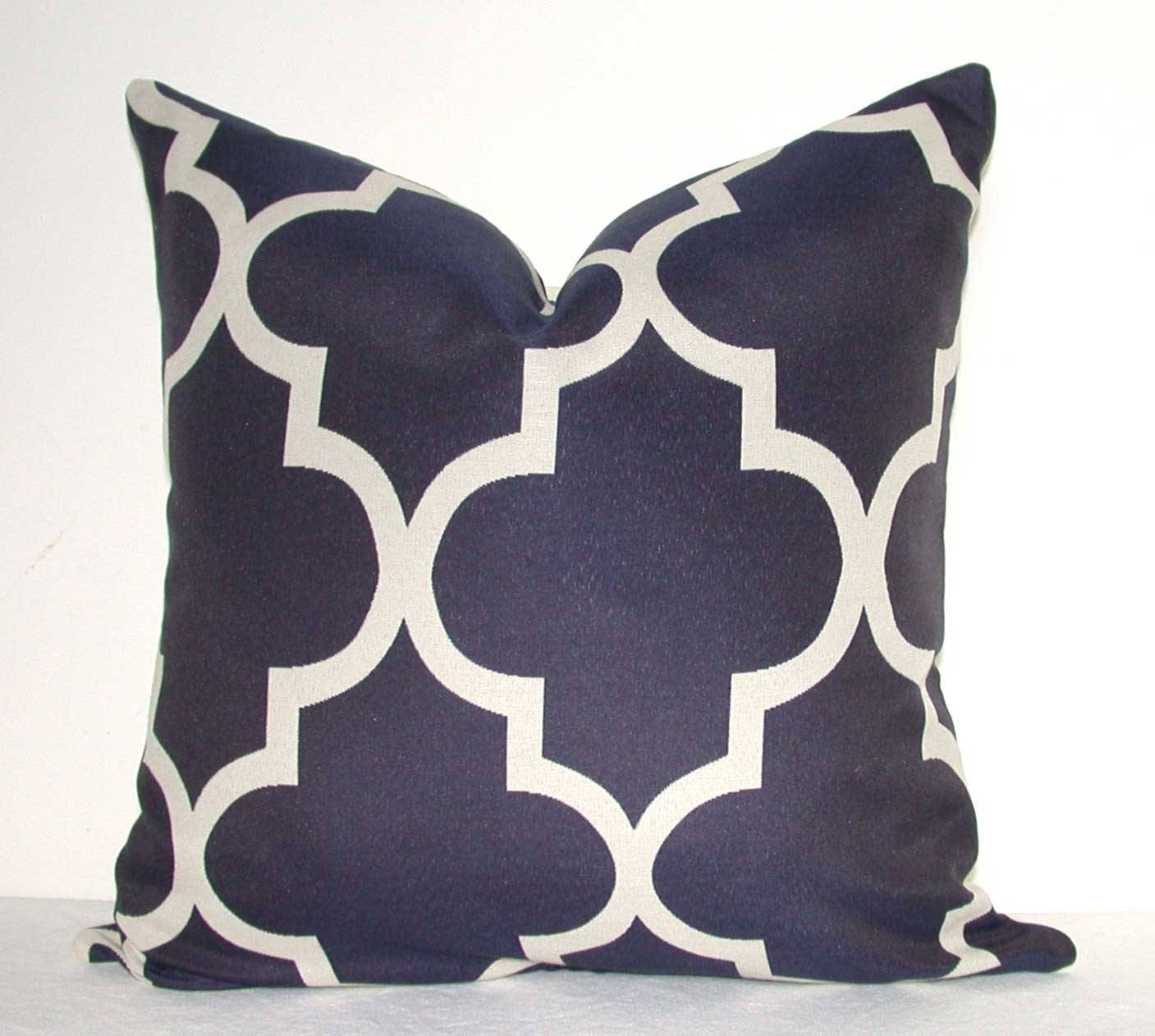 Decor: Oversized Throw Pillows | Throw Pillow Sets | Purple Throw inside Oversized Sofa Pillows (Image 9 of 30)