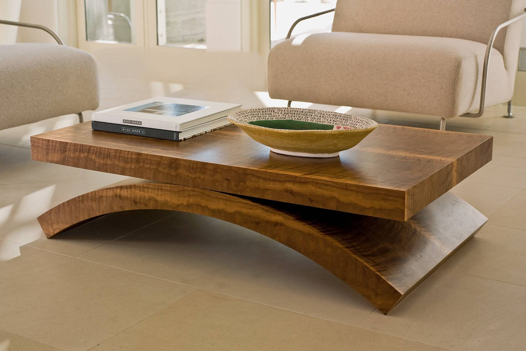 Decor: Stunning Oversized Coffee Table Style With Elegant Design throughout Round Coffee Tables With Drawer (Image 9 of 30)