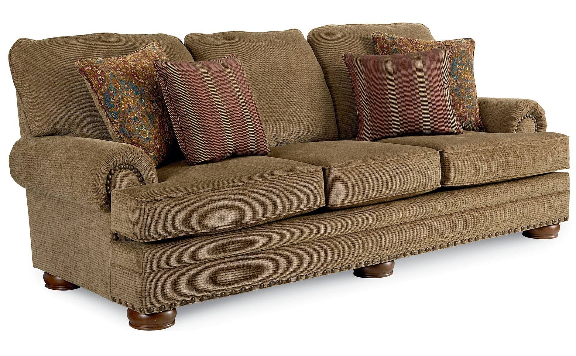 Decorating: Deep Cushioned Couches With Amazing Deep Sectional with Deep Cushioned Sofas (Image 4 of 30)