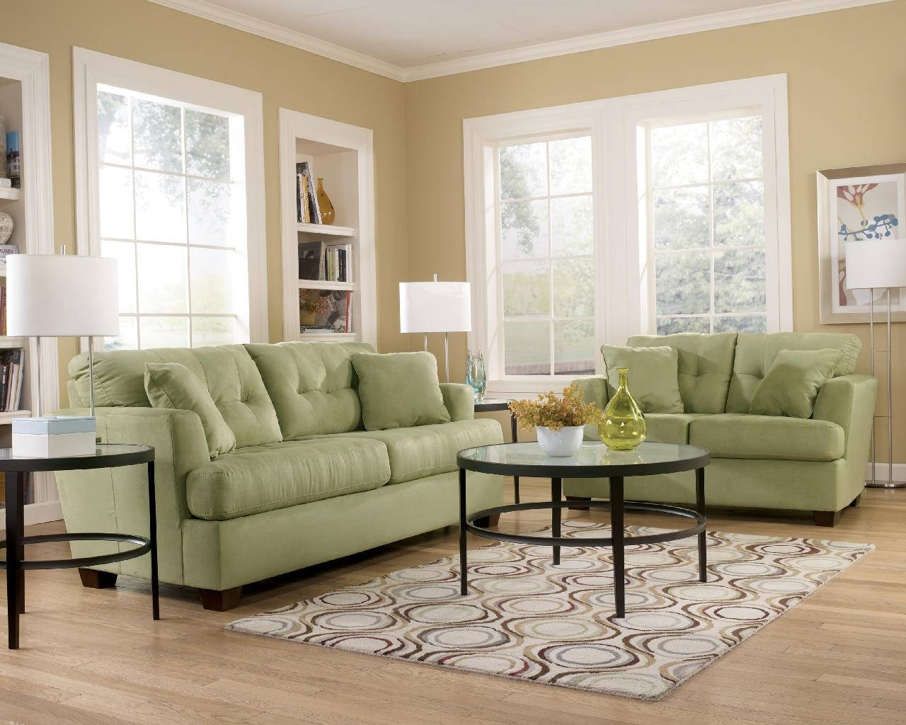 Decorating Ideas For A Sectional Sofa Fragment — Interior Home Design regarding Decorating With a Sectional Sofa (Image 18 of 30)