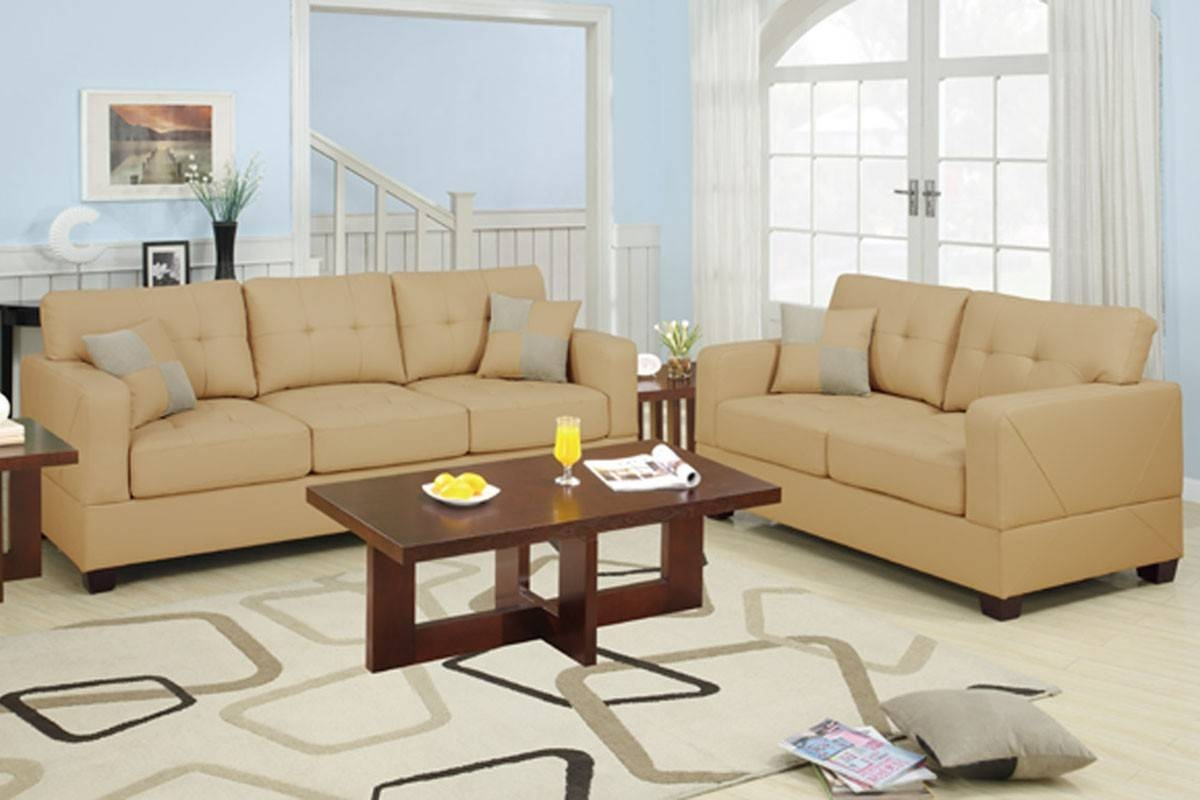 2018 Latest Cream Colored Sofa