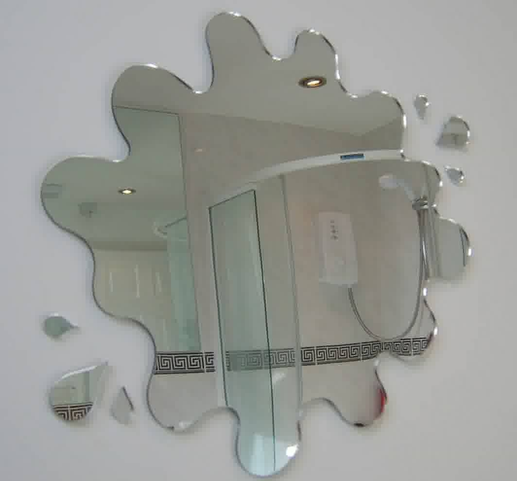 Decorating Ideas: Inspiring Accessories For Bathroom And Bedroom with regard to Interesting Wall Mirrors (Image 8 of 25)