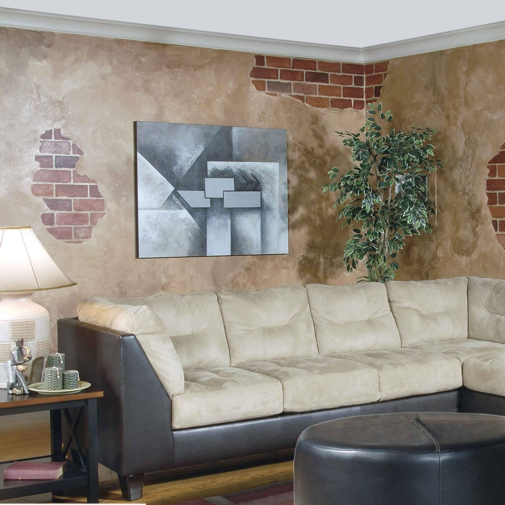 Decorating: Interesting Design Deep Sectional Sofa With Marvelous in Wide Seat Sectional Sofas (Image 7 of 25)