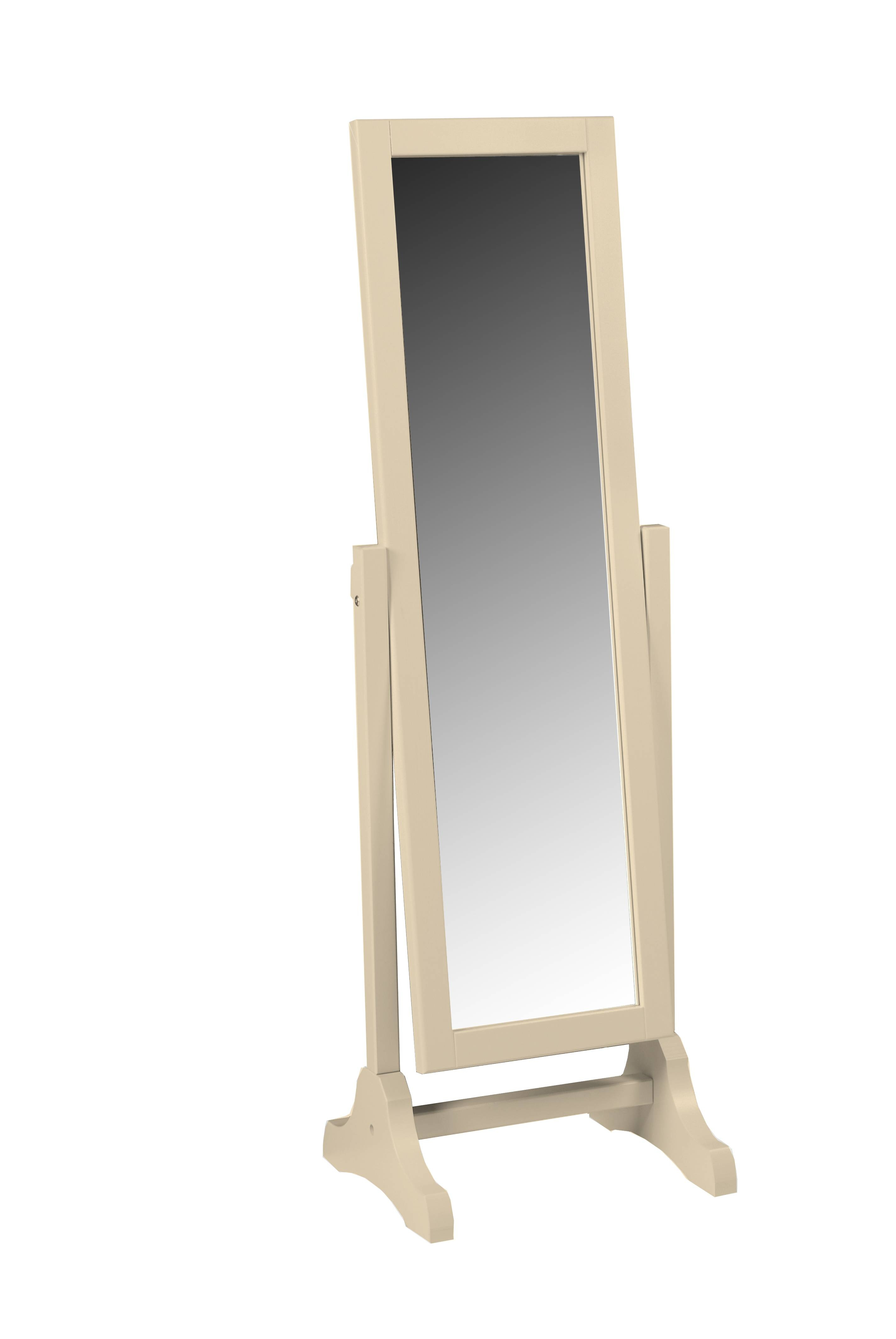 Decorating: Nostalgic Oak Cheval Mirror With Wooden Floor And inside Full Length Cheval Mirrors (Image 14 of 25)