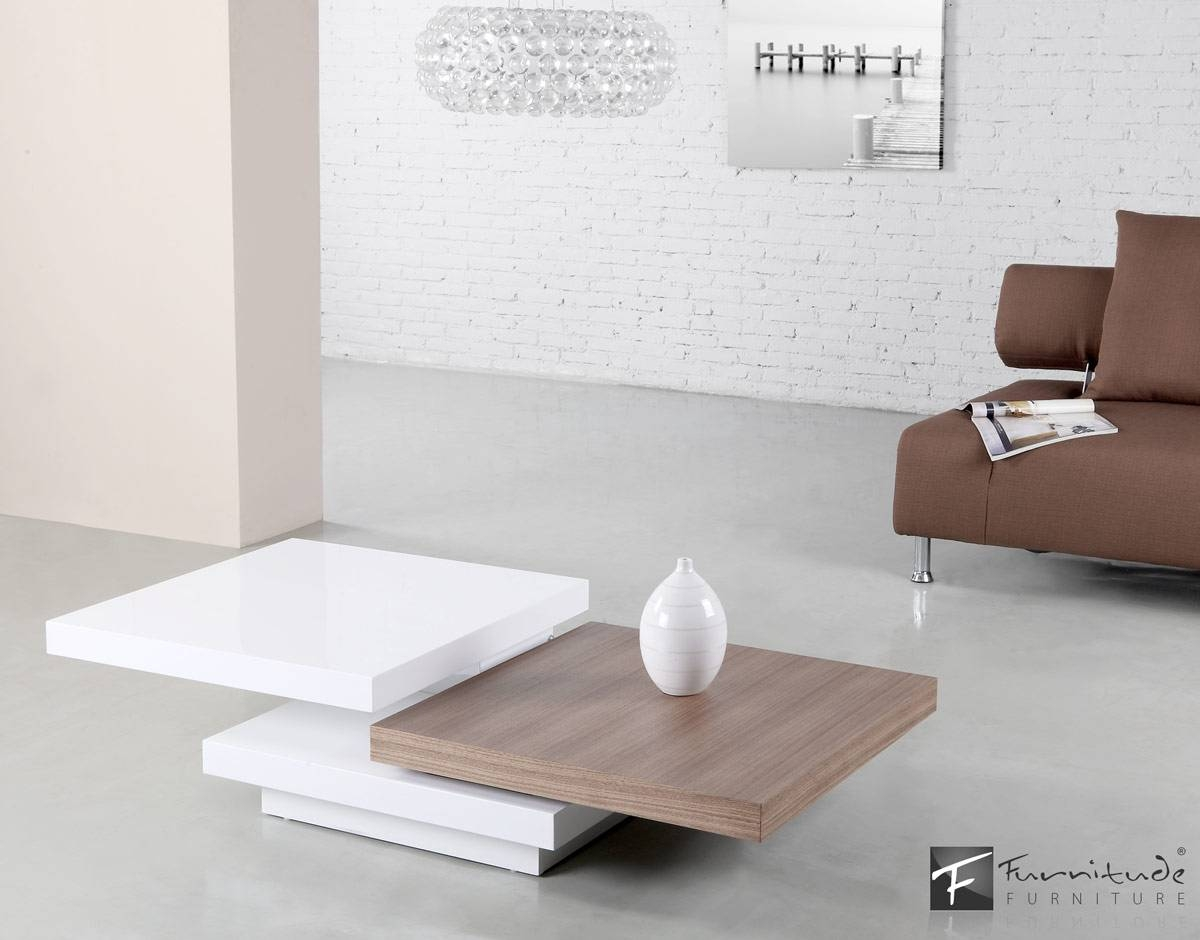 Decorating Small Spaces: 4 Tips For Design Success with regard to Torino Coffee Tables (Image 10 of 30)