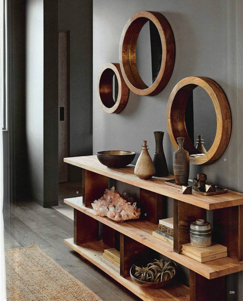 Decorating Tips To Embellish Your Interiors With Porthole Mirrors pertaining to Porthole Wall Mirrors (Image 11 of 25)