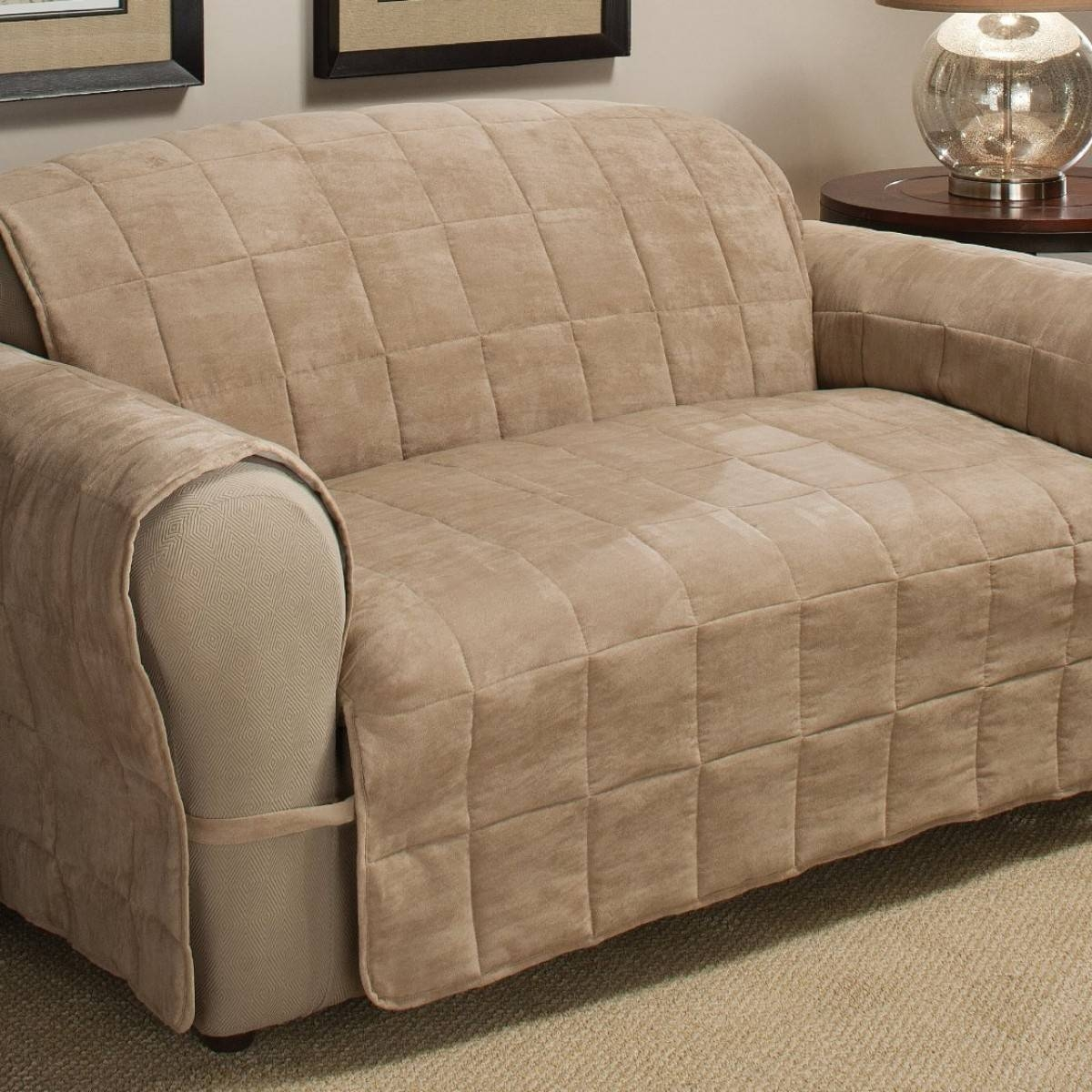 Decorating: Using Gorgeous Sofa Covers Walmart For Chic Furniture intended for Camo Sofa Cover (Image 7 of 30)