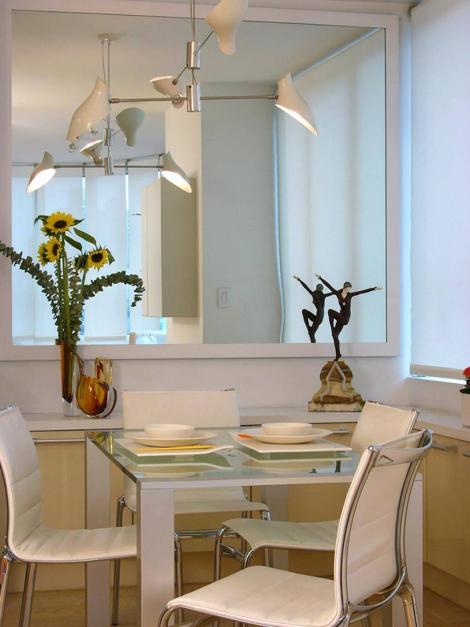 Decorating With Mirrors | Hgtv regarding Feature Wall Mirrors (Image 12 of 25)