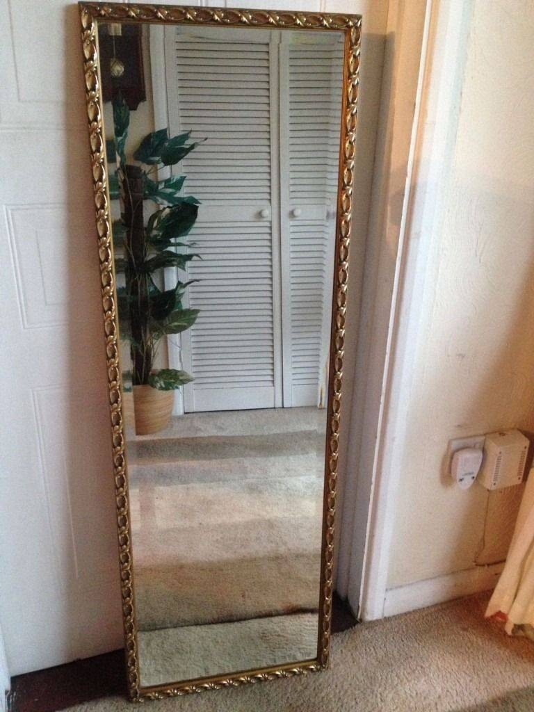 Decoration And Useful Decoration With Using Full Length Wall within Decorative Full Length Mirrors (Image 4 of 25)
