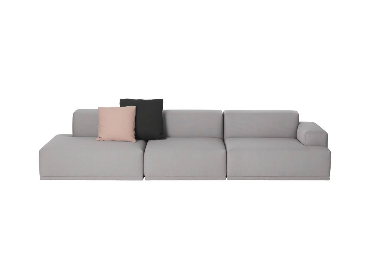 Decoration Modular Sectionals Sofas And The Muuto Connect Modular regarding Small Modular Sofas (Image 3 of 25)