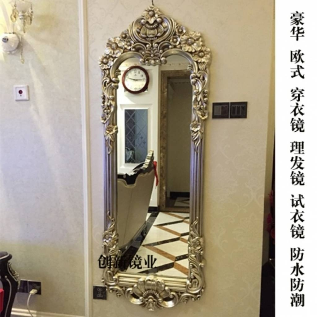 Decorative Full Length Mirror 129 Enchanting Ideas With Full Image throughout Decorative Full Length Mirrors (Image 7 of 25)