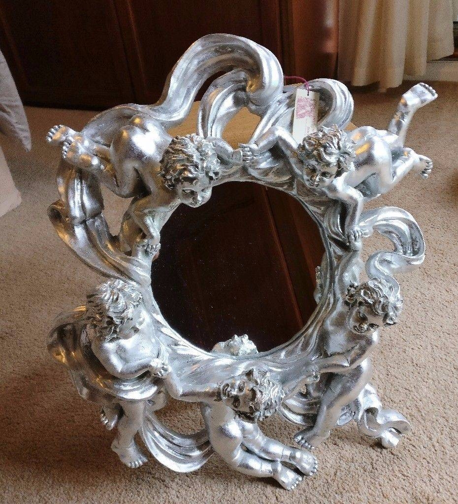 Decorative Reproduction Antique Mirror   In Middleton St George pertaining to Reproduction Antique Mirrors (Image 18 of 25)