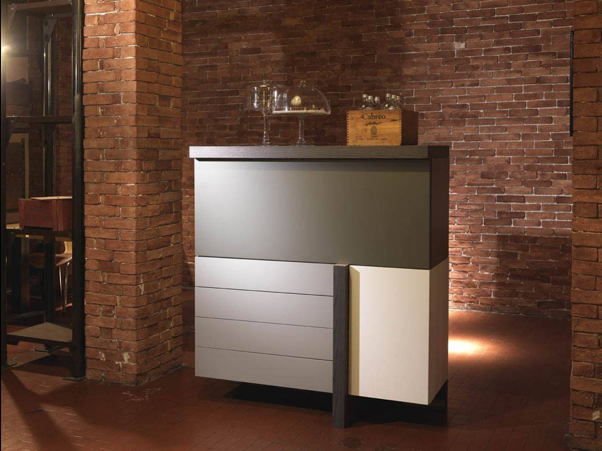 Designer Italian Sideboards, Luxury Credenza | Momentoitalia within Large Modern Sideboards (Image 9 of 30)