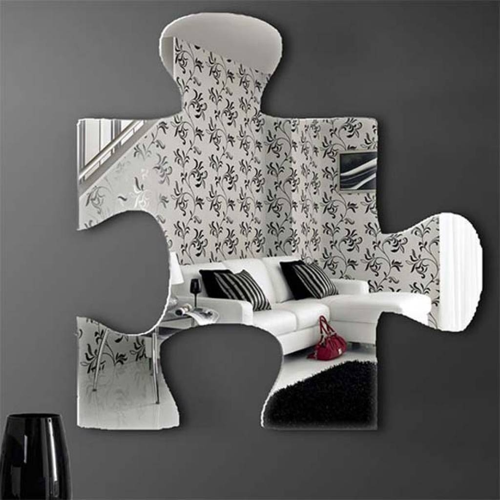 Designer Wall Mirrors 28 Unique And Stunning Wall Mirror Designs pertaining to Unique Mirrors (Image 18 of 25)