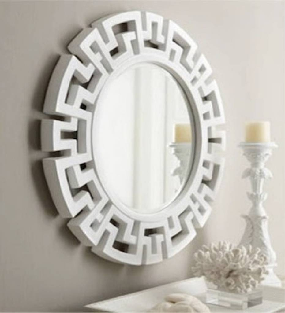 Designer Wall Mirrors Modern Mirror Modern Mirrors Pinterest Wall regarding Contemporary Wall Mirrors (Image 17 of 25)