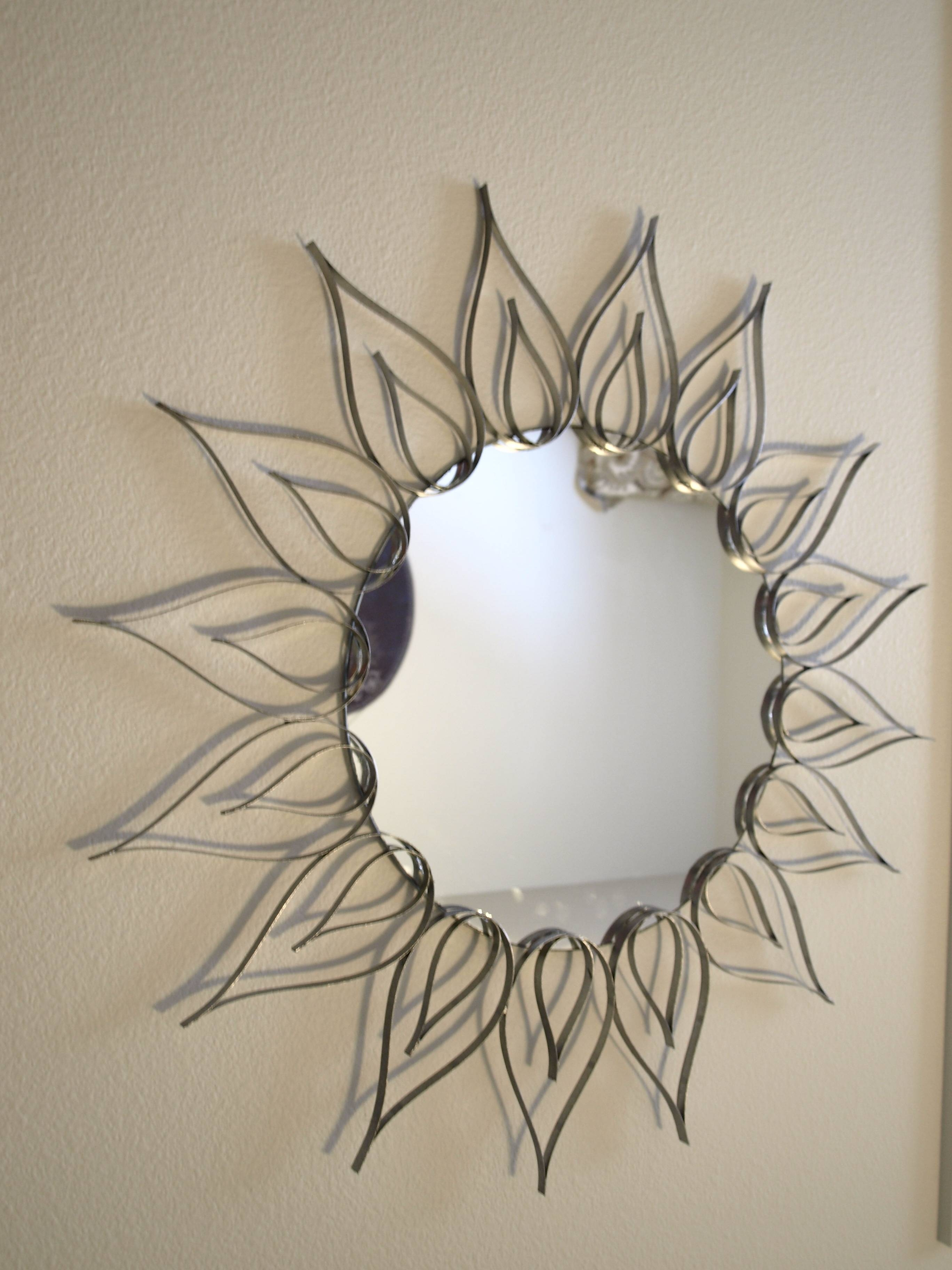 Designs Of Wall Mirror Decor | The Latest Home Decor Ideas throughout Small Decorative Mirrors (Image 8 of 25)