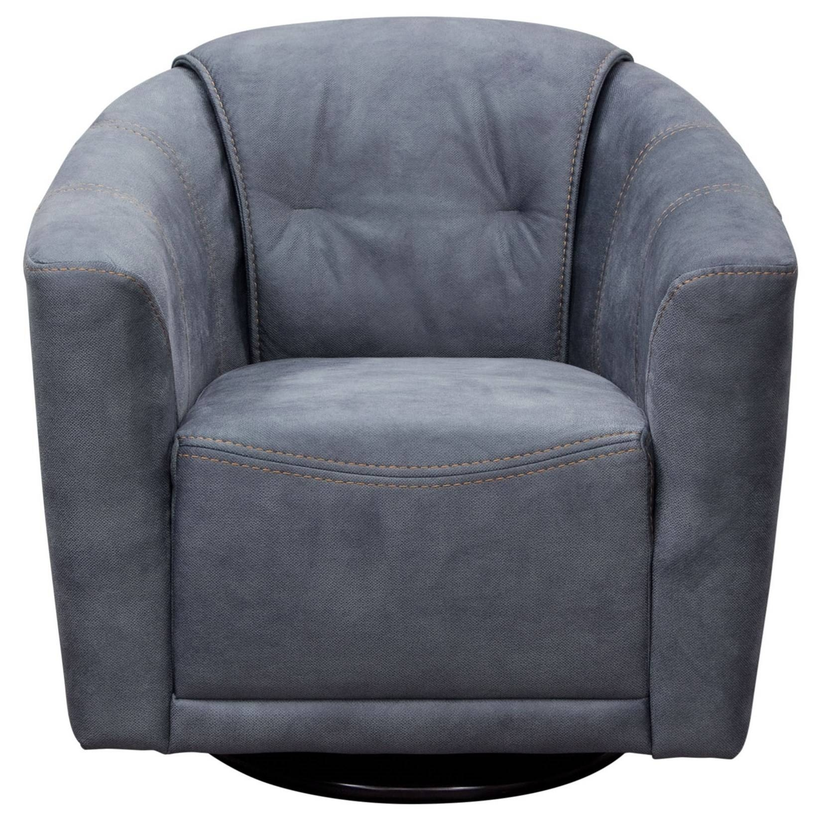 Diamond Sofa Accent Chairs Murphy Swivel Chair - Red Knot pertaining to Swivel Sofa Chairs (Image 15 of 30)
