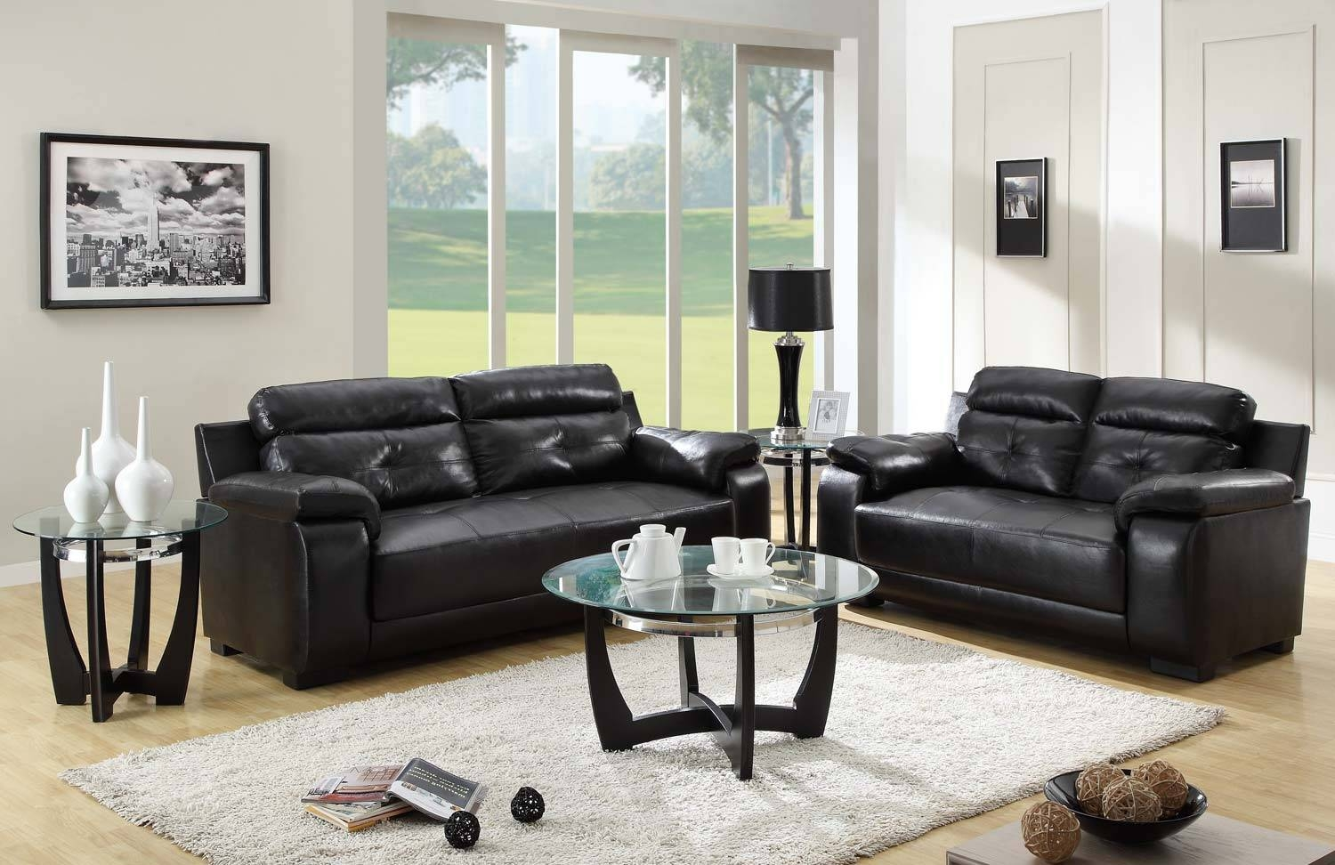 Diana Dark Brown Leather Sectional Sofa Set | Goodca Sofa in Diana Dark Brown Leather Sectional Sofa Set (Image 21 of 30)