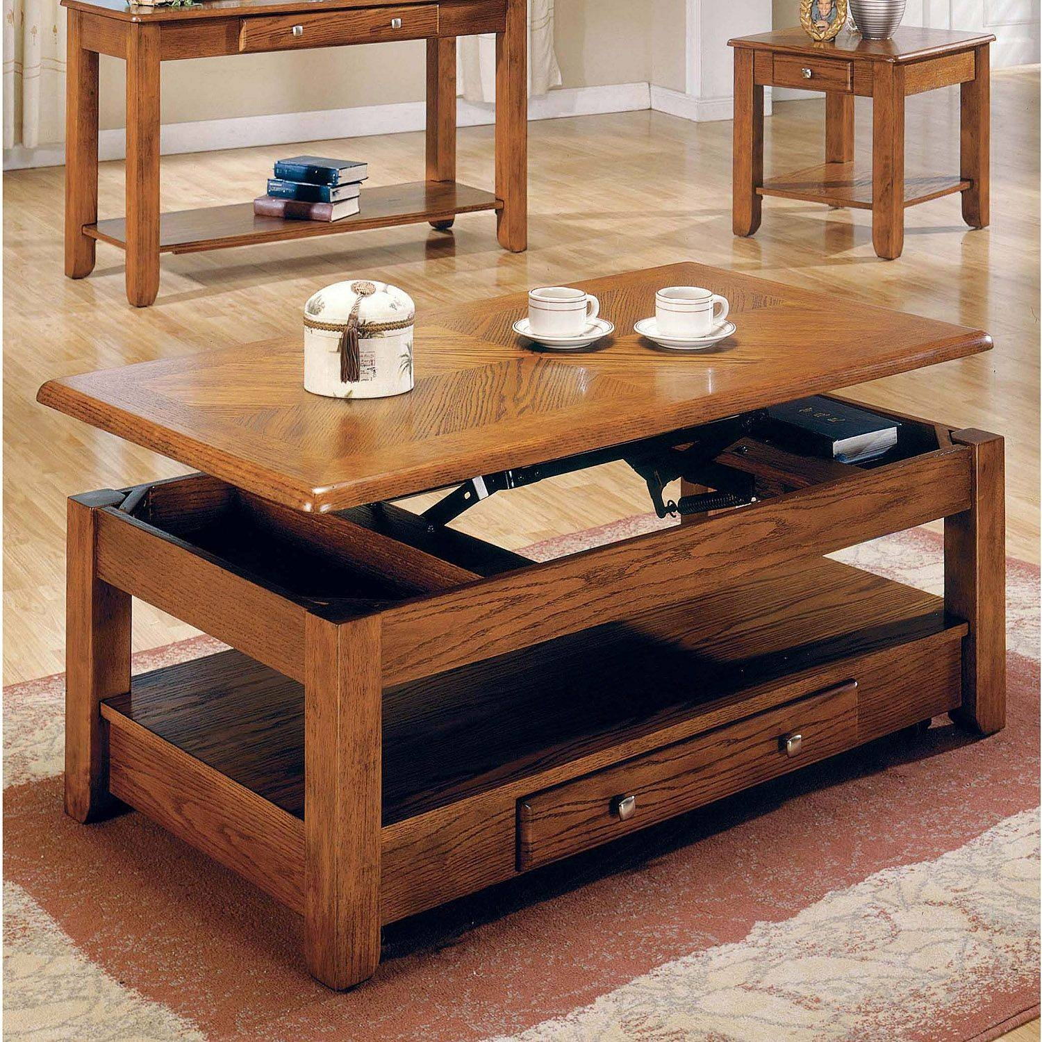 Dining Coffee Table Combination | Coffee Tables Decoration Intended For Raise Up Coffee Tables (View 10 of 30)