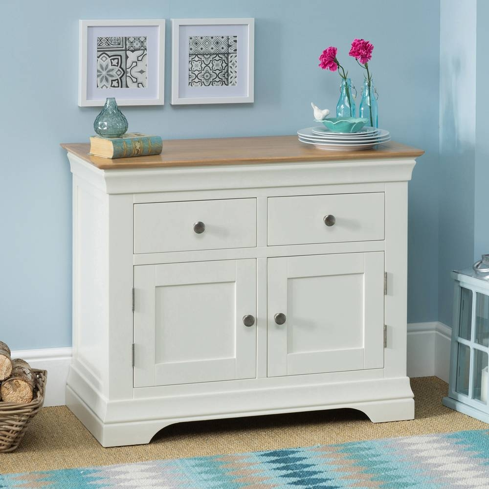 Dining Room Furniture - Sideboards with regard to Cream Sideboards (Image 8 of 30)