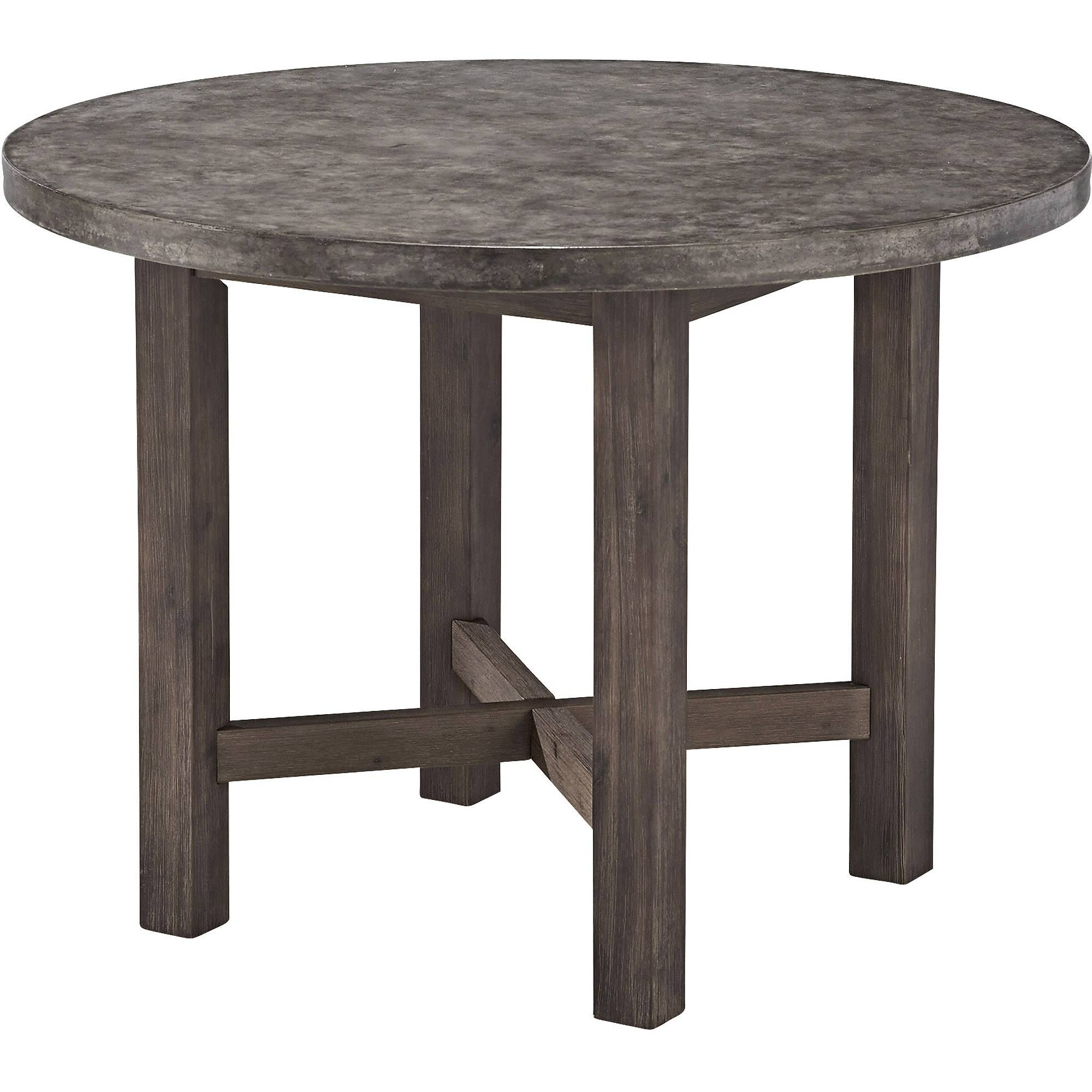 Dining Room Tables - Walmart with Half Circle Coffee Tables (Image 12 of 30)