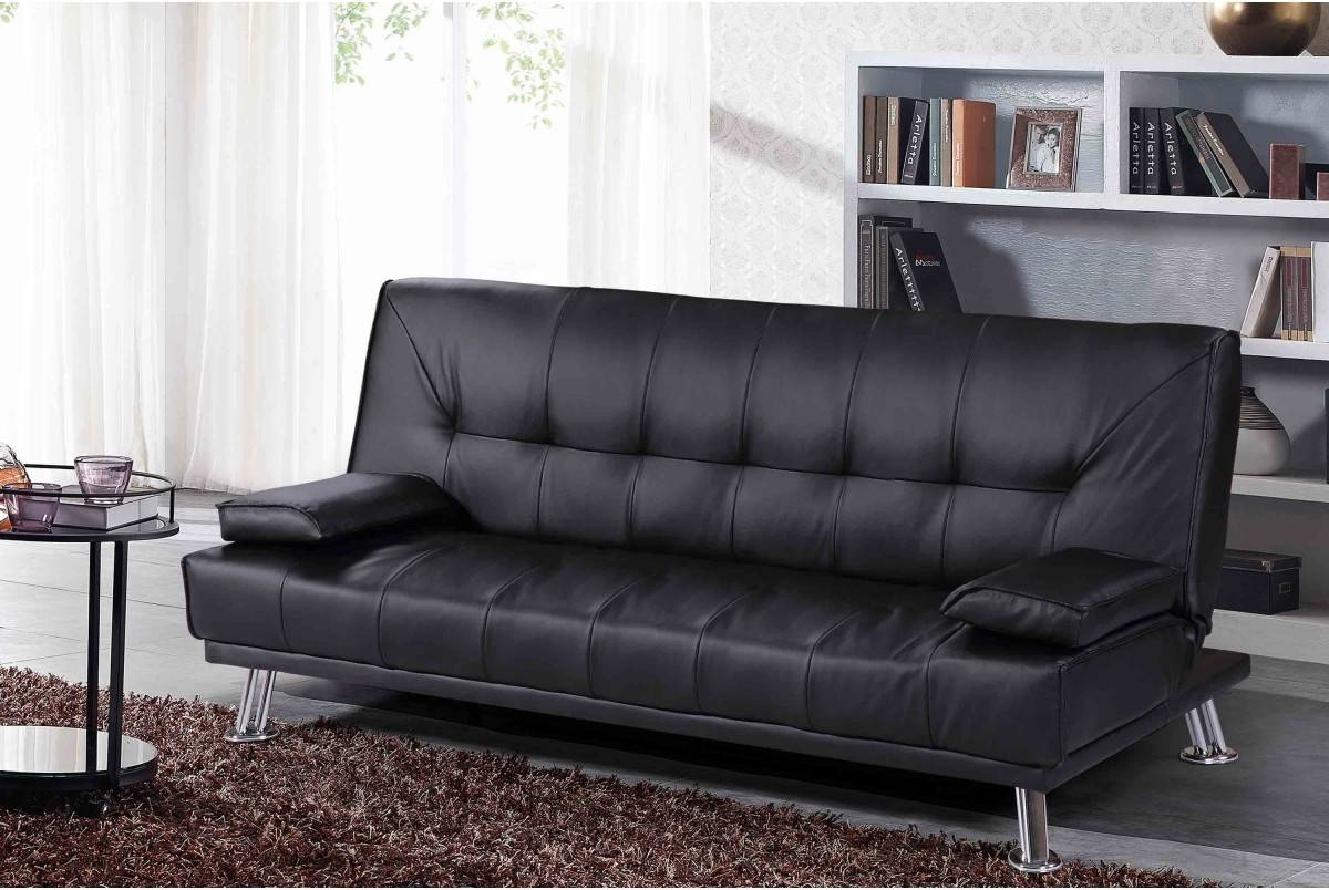 30 Inspirations of Cheap Black Sofas