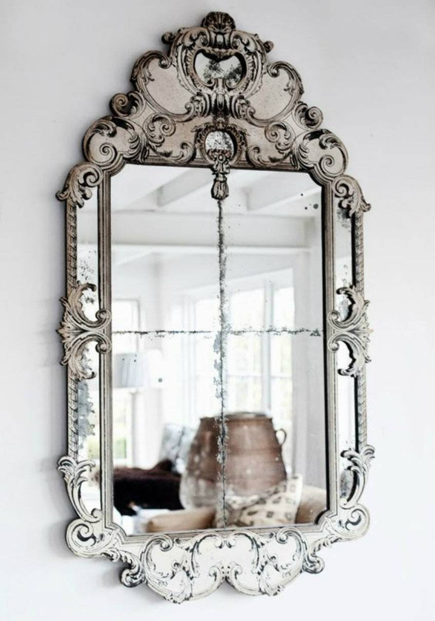 Discover The True Beauty Of Antique Luxury With Venetian Mirrors throughout Antique Venetian Mirrors (Image 12 of 25)