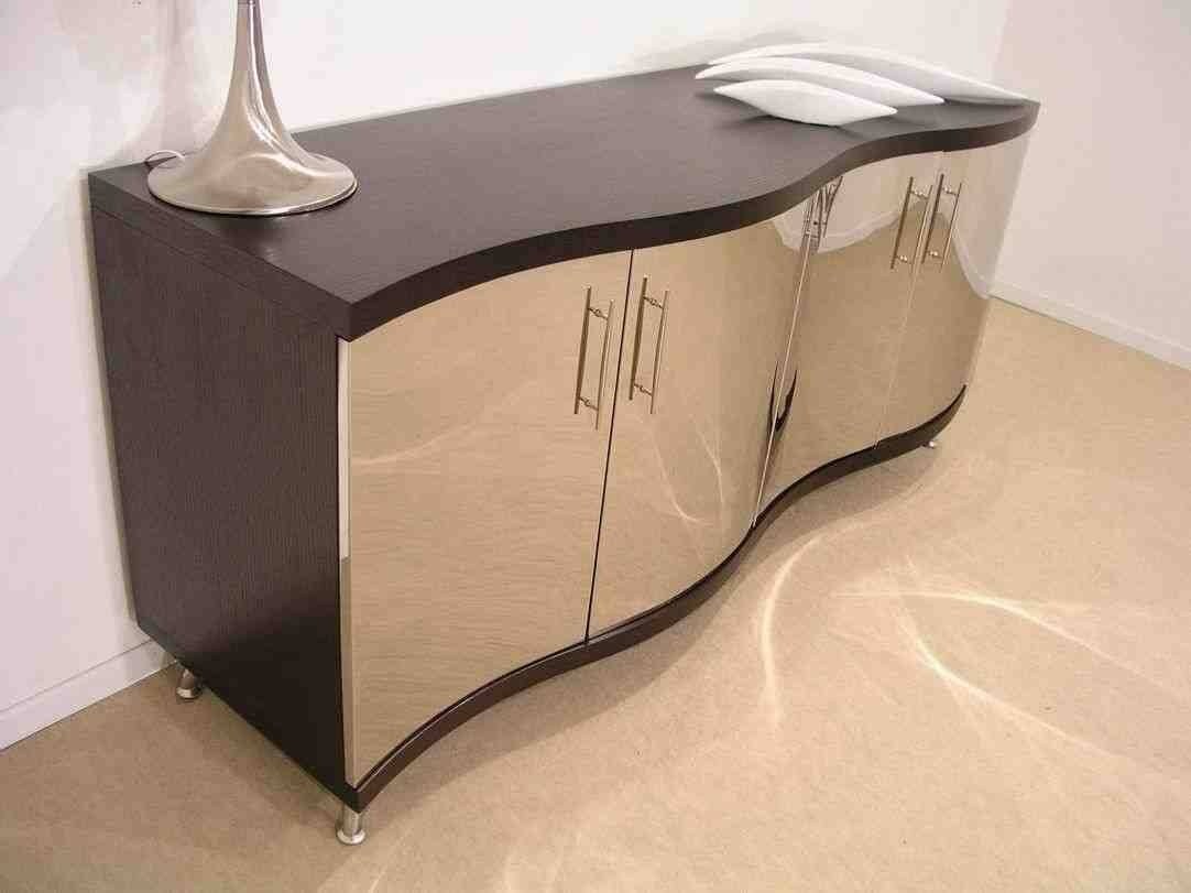 Distinctive And Modern Buffet Cabinet regarding Contemporary Sideboard Cabinets (Image 12 of 30)