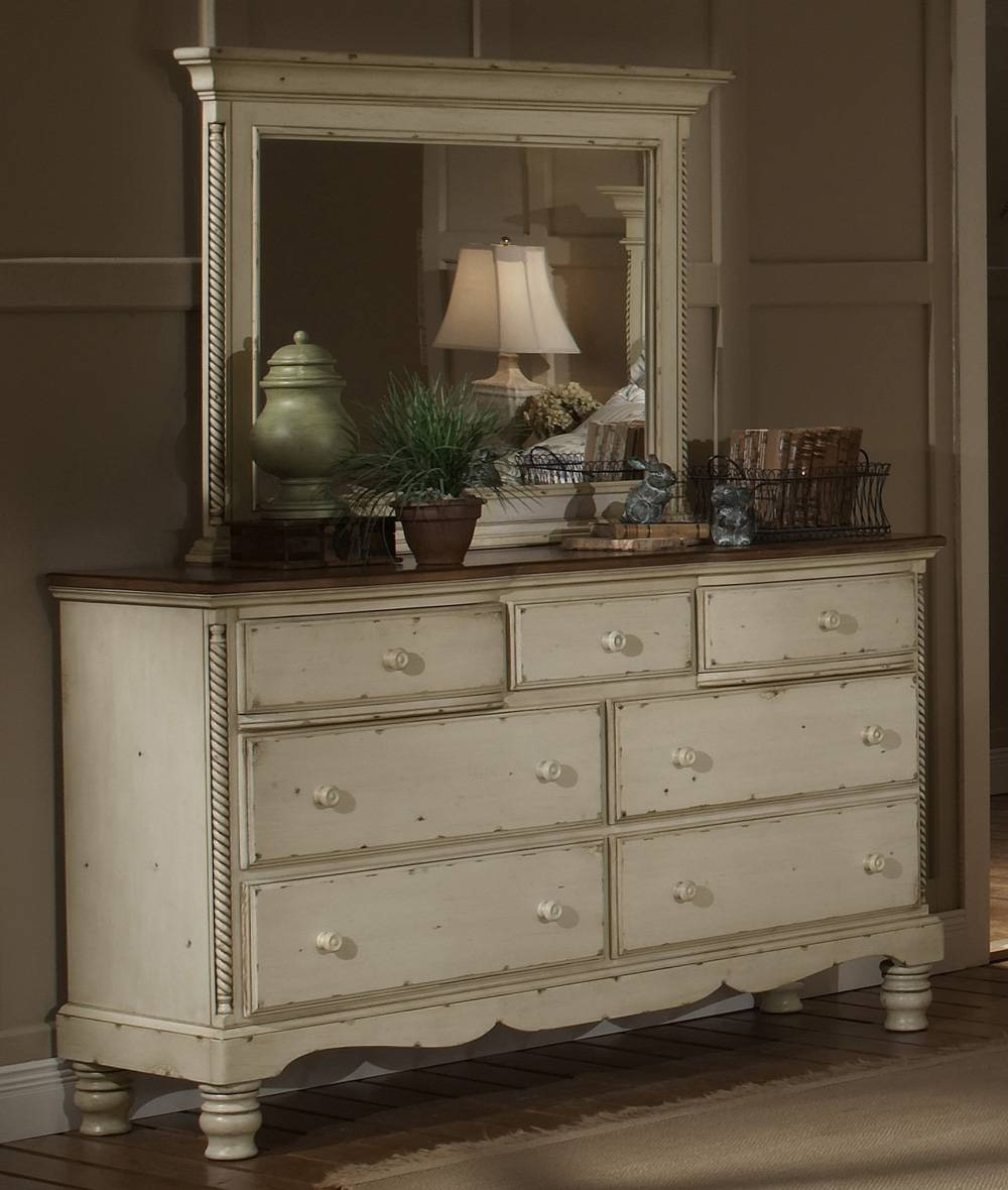 Distressed White Wood Bedroom Furniture. Distressed White Bedroom within White Antique Wardrobes (Image 5 of 15)
