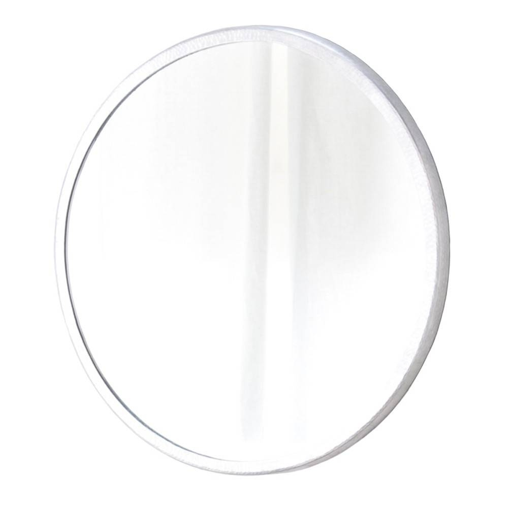 Divinity Round Framed Wall Mirror Mr525 | Native Trails in Round Black Mirrors (Image 8 of 25)