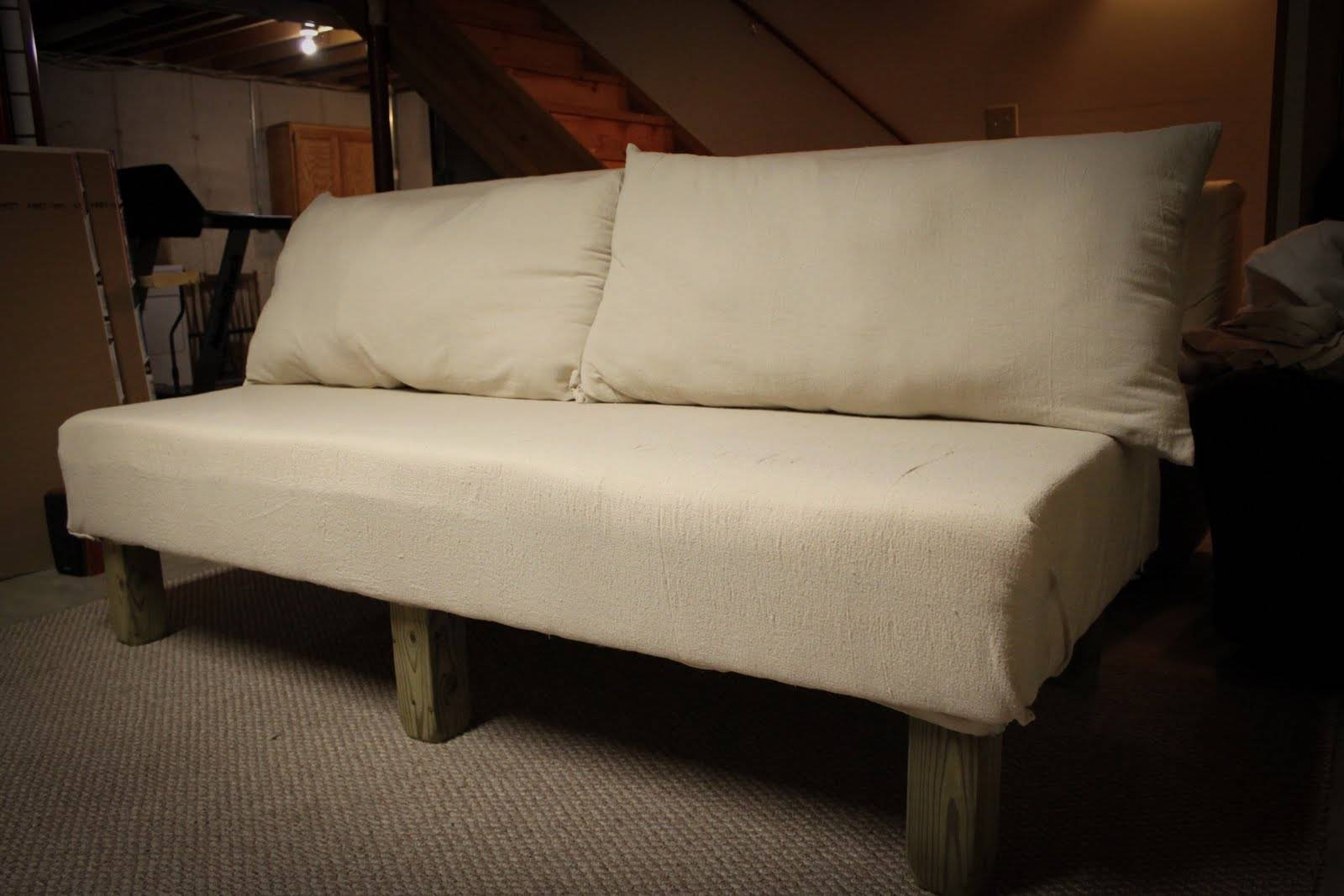 Diy Sectional Sofa Frame Plans - Tourdecarroll with regard to Diy Sleeper Sofa (Image 10 of 30)