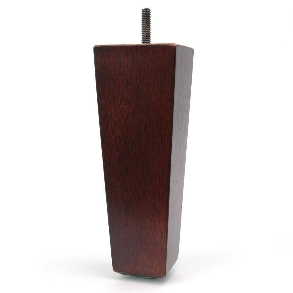 Diy: Sofa Legs | Home Depot Wood Legs | Chair Leg Extenders with Wood Legs Sofas (Image 9 of 30)