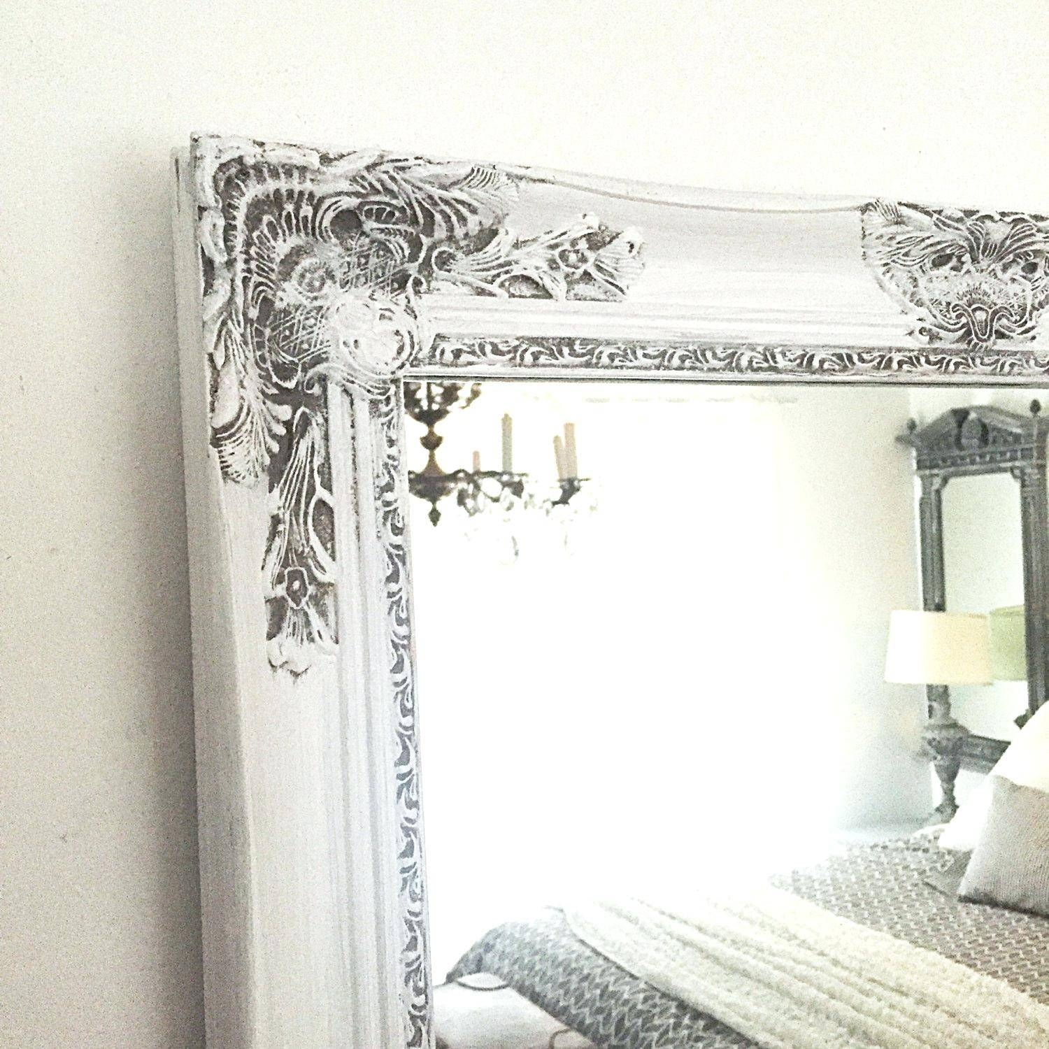 Diy Standing Mirror – Amlvideo throughout Wrought Iron Standing Mirrors (Image 12 of 25)